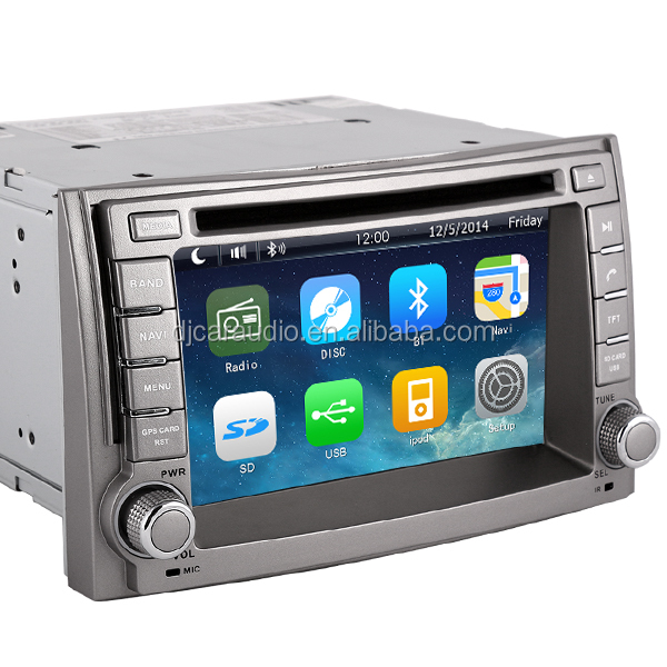 "HD 2 Din 6.2"" Car DVD player In Dash Car Stereo DVD CD Player Touch Screen Bluetooth FM/AM Radio"