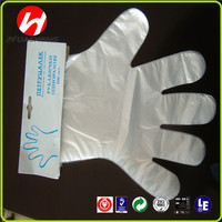 Disposable pe glove plastic hand gloves