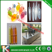 liquid pouch filling and sealing machine, juice bags with sucker packing machine,juice pouch packing machine