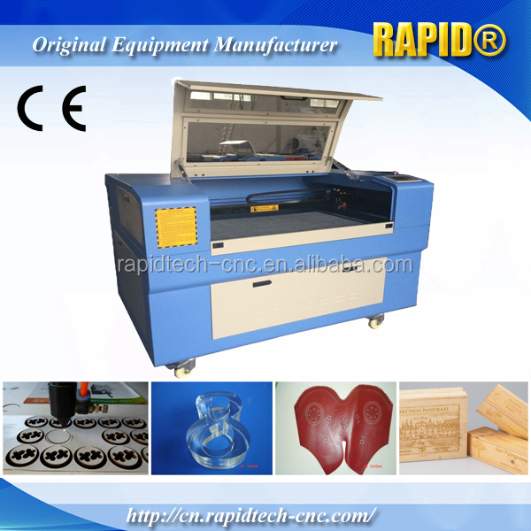 China CNC high speed 130w CO2 laser cutter / laser engraving / cutting machine / machinery
