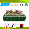 family and home used mini modular outdoor flower bed