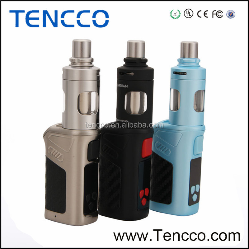 TENCCO Free shipping electric cigarette vape cigar vaporesso Target Mini from Alibaba
