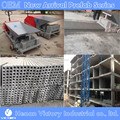 Concrete hollow Wall panel extruder machine