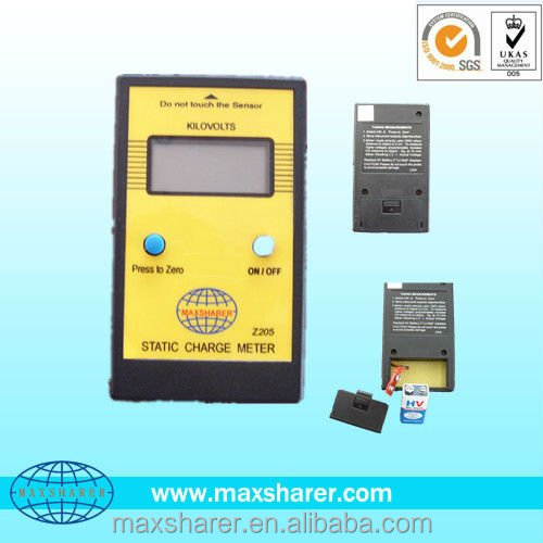 Highly Accurate & Low Drift Electrostatic Field Testing Instrument