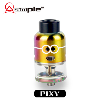 Vapers Nation Turkey electronic cigarette Ample Pixy RDTA Vape Pen