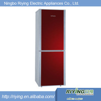 White/red home appliance