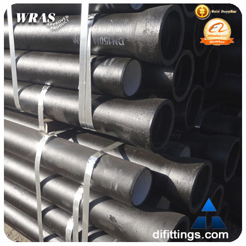 TAWIL En598 Tyton Joint Ductile Iron Pipe