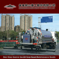 ESUN HZJ5161GLQ 10m3 Bitumen Spraying Truck for Sealcoating