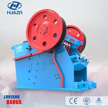 ASTRO jaw crusher iron ore