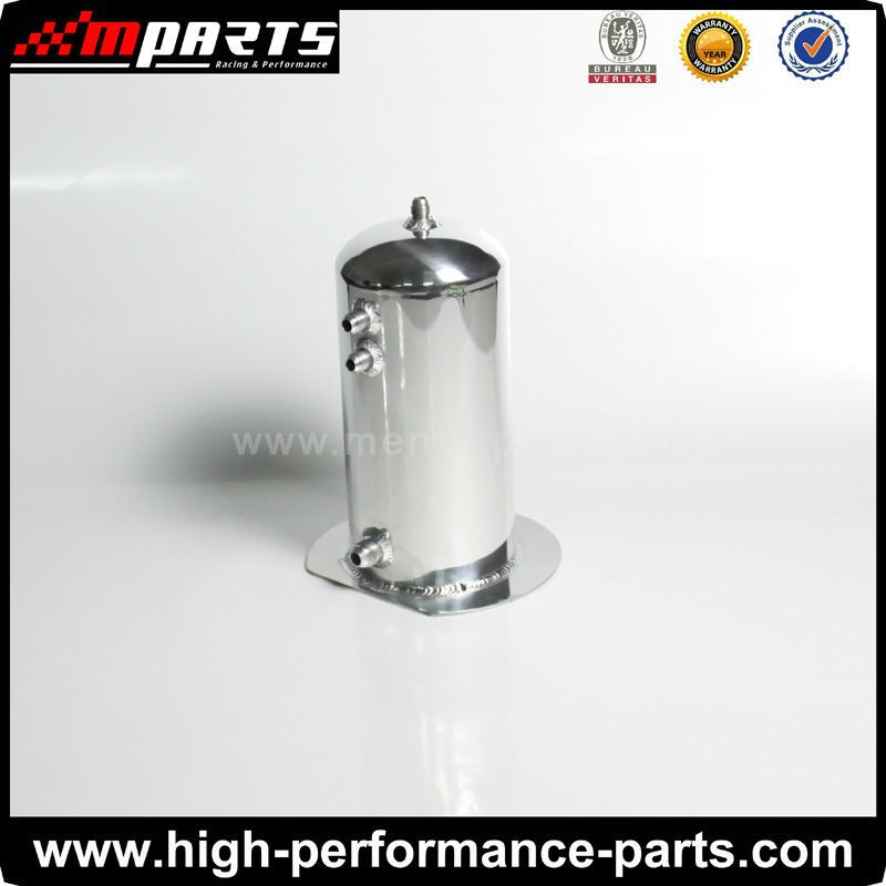 Universal High Performance Aluminum Racing 2.5 L Round Fuel Cell/Tank with High Quality