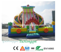 Commercial grade giant inflatable paradise style for kids & adult
