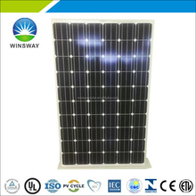 Cheap Price High Efficiency TUV / UL / Inmetro Certificate 275W Motech 3BB Mono Cells Solar Panel PV module Made in Taiwan