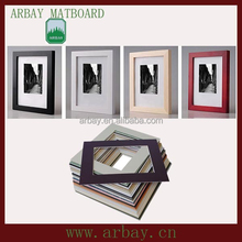 Cheap price wooden frame for photos paper photo frame wall framed picture