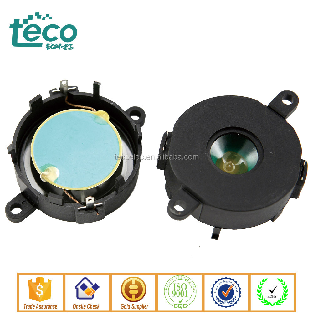 TPT-4515P Ningbo TECO High SPL Piezo Buzzer Ultrasonic Transducer with PIN
