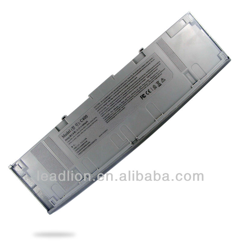 notebook/laptop battery for Dell Laptop Latitude C400