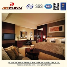 Soild wood elegant hotel beautiful bedroom furniture