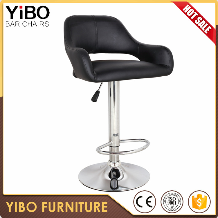 bar chair living room bar stool floor protectors pu leather