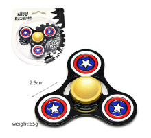 Cartoon metal spinner hand spinner toys