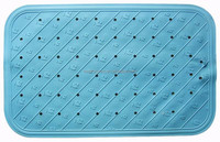 Good quality and anti slip kitchen perforated rubber bath mat