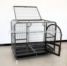 China alibaba wholesale large metal dog cage
