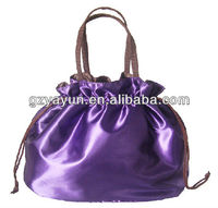 best sale satin drawstring bag,small gift bag,small net gift bags