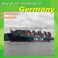 ocean shipping cost to Hamburg and Flensburg of Germany from China Ningbo Qingdao Tianjin