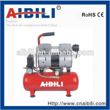 AIBILI oil free air compressor 300 watt oil free compressor small oil free compressor