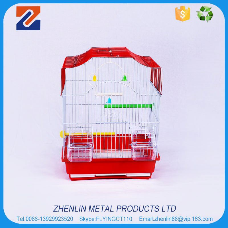 Wholesale custom high quality accessories decorative bird cages