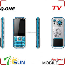 latest mobile phone with tv function