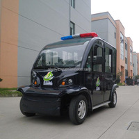 Electric passenger vehicle AW6042KF