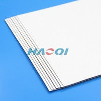 flexible adhesive magnetic whiteboard material roll