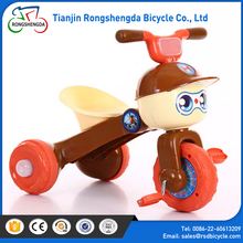 Fashion artistic appearence cute children tricycle, 2017 newest special baby bike in China.3 wheels kids bicycle