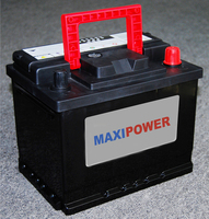 12v45ah Korea design Maintenance Free car battery