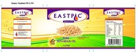 Eastpac Brand Soya bean Oil