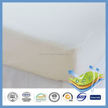 Waterproof manufacturer waterbed zippered mattress cover