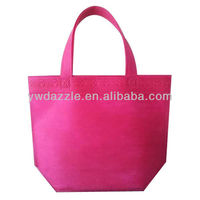 2013 fashion non woven laundry bag with logo print