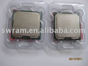 original intel CPU processor E series