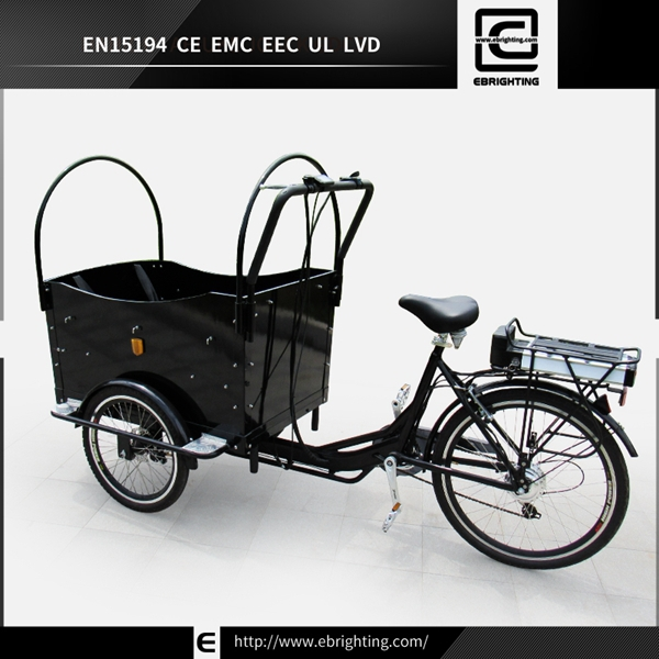 mid motor Family bike passenger BRI-C01 high quality electric chopper bike