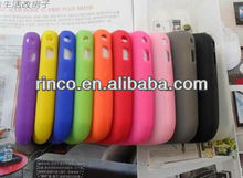 Silicone Skin Case Cover For Blackbrry Curve 8520 8530 9300