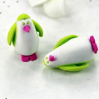Animal Shaped Rubber Eraser Shoe