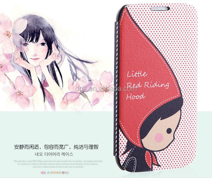 little red riding hood phone case for iphone 4/4s/5/5s/6/6 plus,for samsung i9300/i9500/i9600/i9082/N7100/N9006/Note3 mini/Note4