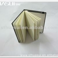 PU Notebook With Elastic Ribbon OEM