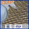 10 Mesh Durable Stainless Steel Crimped Wire Mesh (factory)