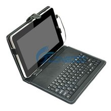 8 inch tablet pc case with keyboard for ePad&aPad iRobot Tablet