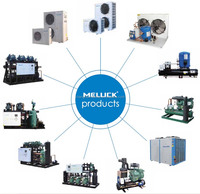Meluck BLG- series screw refrigeration condensing units