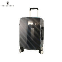 oem anti theft royal travel cabin luggage suitcase
