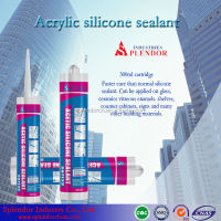 Splendor Acetic/actoxy Silicone Sealant manufacturer, splendor pure silicone sealant, high temperature black rtv silicone sealan
