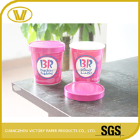 2015 hot selling eco drinking and ice cream cups