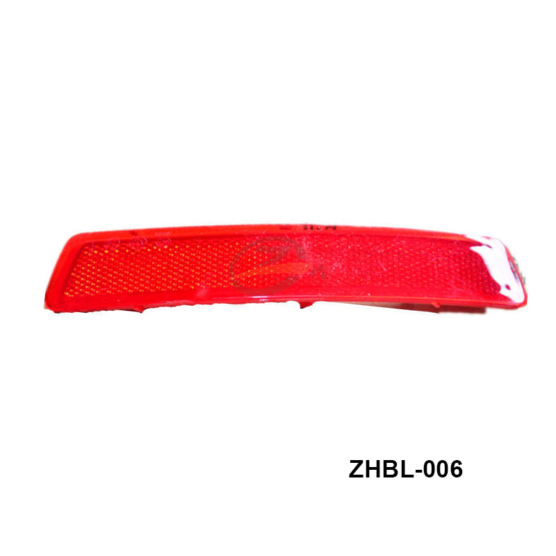 Car bumper light for Brilliance FRV auto spare parts reflection light lamp