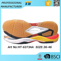 New Trendy Anti-Static Shoe Sole Company Man Woman Badminton Eva Rubber Phylon Outsole Material, Sneaker Outsole